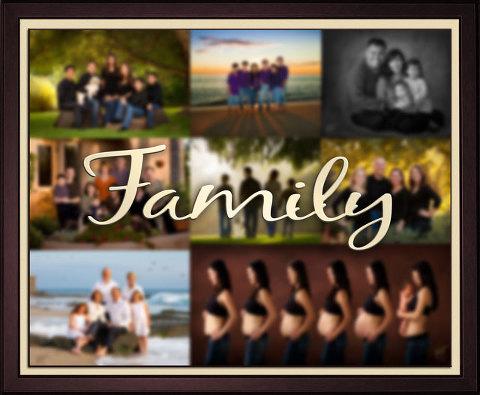 Orange County Family Portraits by Orange County Photographer, Mark Jordan Photography