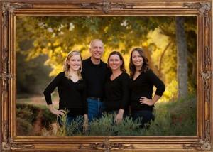 Coto de Caza Family Portrait Photographer by Mark Jordan Photography
