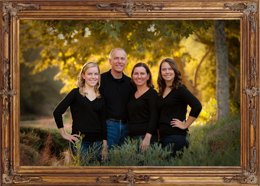 ... de Caza Family Portrait Photographer » Orange County Family Portraits: markjordanphoto.com/coto-de-caza-family-portrait-photographer