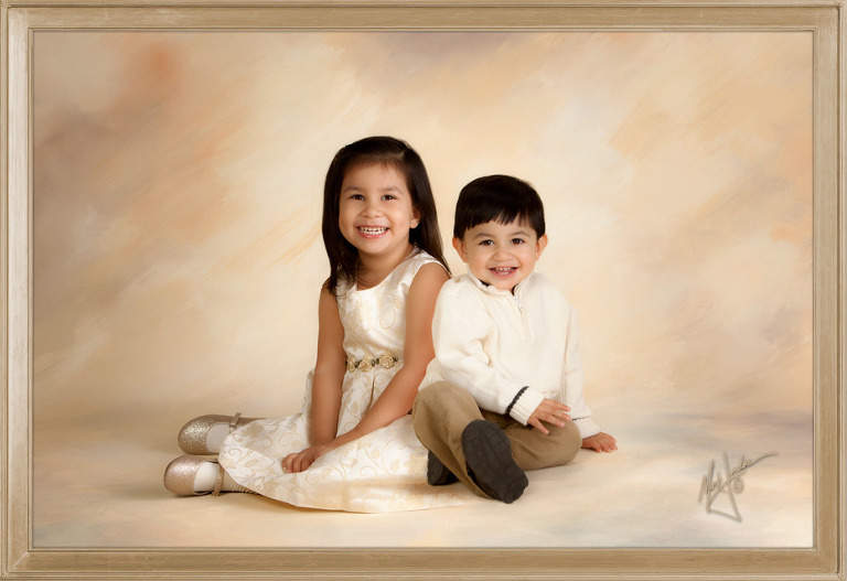 Children Portrait Photography - From Diapers to Diploma