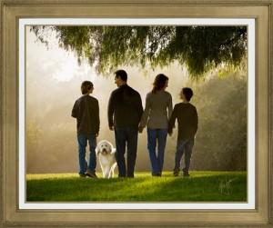 Orange County Beach Family Portraits by Orange County Photographer, Mark Jordan Photography