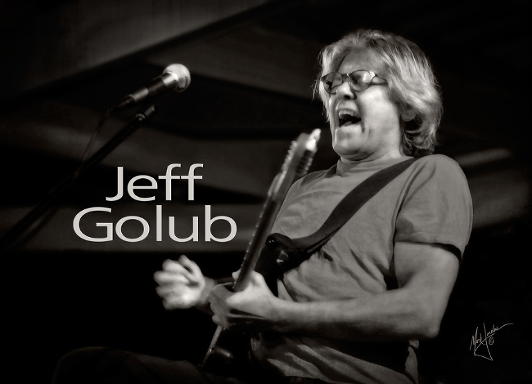 Jeff Golub In Concert by Orange County Photographer, Mark Jordan