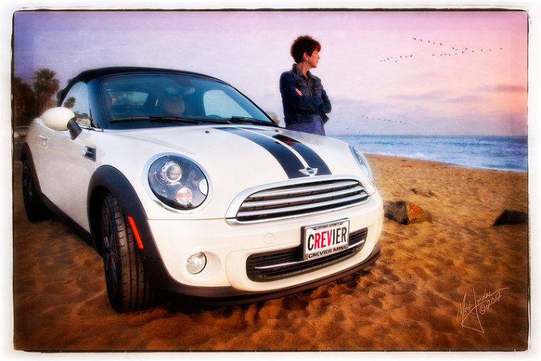 Mini-Cooper by Orange County Photographer