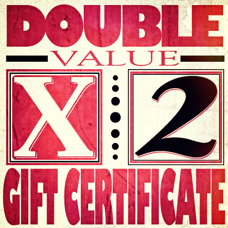 Christmas-gift-ideas Double Value Gift Certificate - Mark Jordan Photography