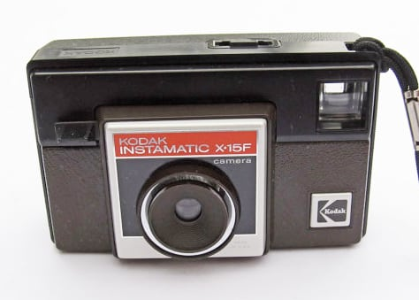 Kodak Instamatic - Irvine Family Portrait Photographer