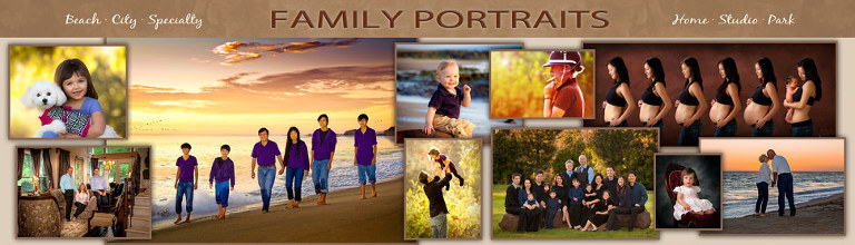 Orange County Family Portraits Home Page by Mark Jordan Photography